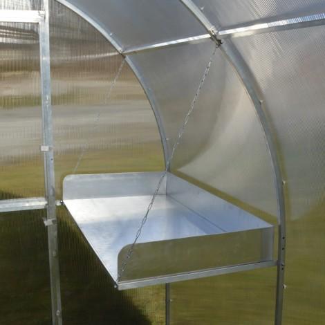 Stolek sklápěcí - sadbovací na hlínu